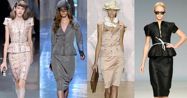 классический стиль в одежде фото