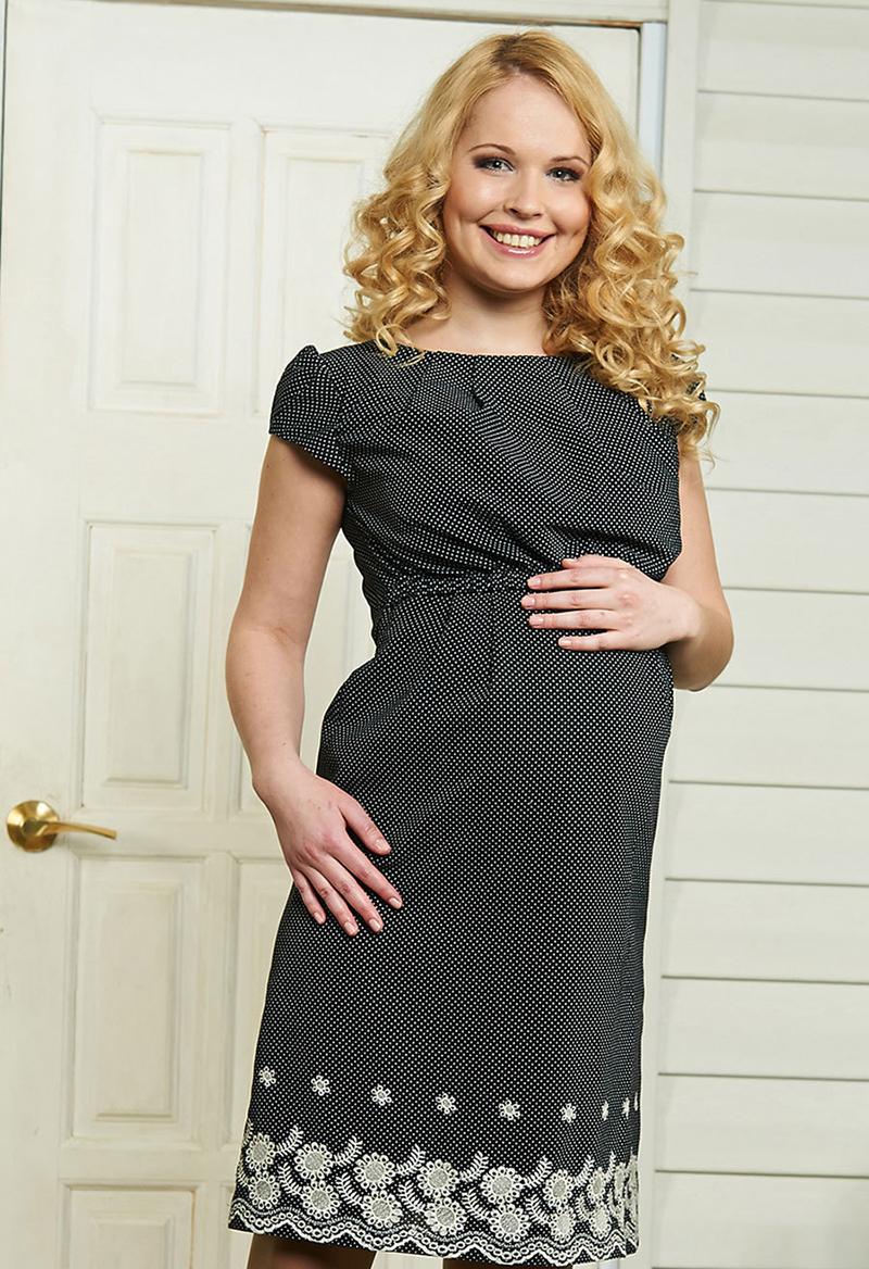 Платье для беременных на каждый день - фото новинки и тренды сезона
