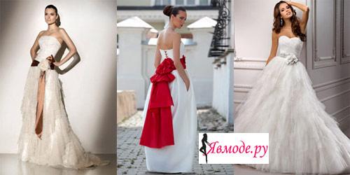 Весільні сукні 2013 року – тенденції та ФОТО c34ee799f880b