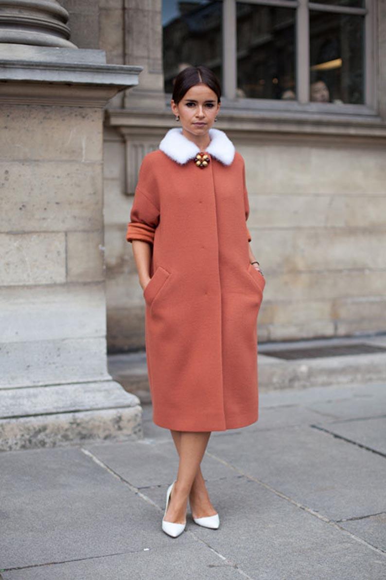 Одежда в стиле ретро 70-х годов