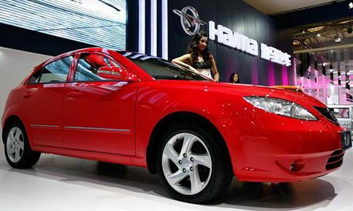 Haima 3 (Хайма 3) - китайский автомобиль