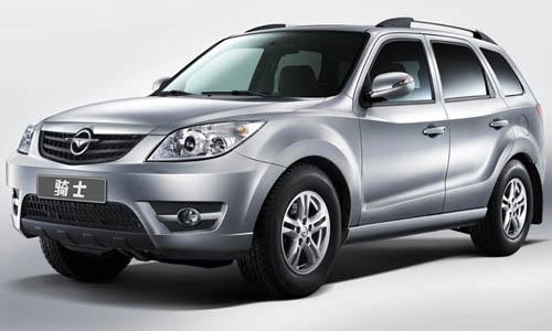 Haima 7 - китайский автомобиль