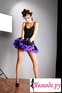 Юбка американка - фото на сайте о моде Явмоде.ру