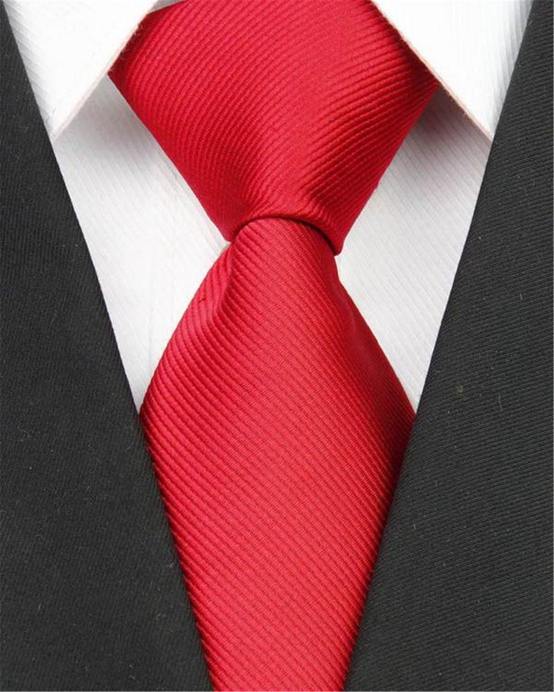 Фото новинка: мужской классический галстук