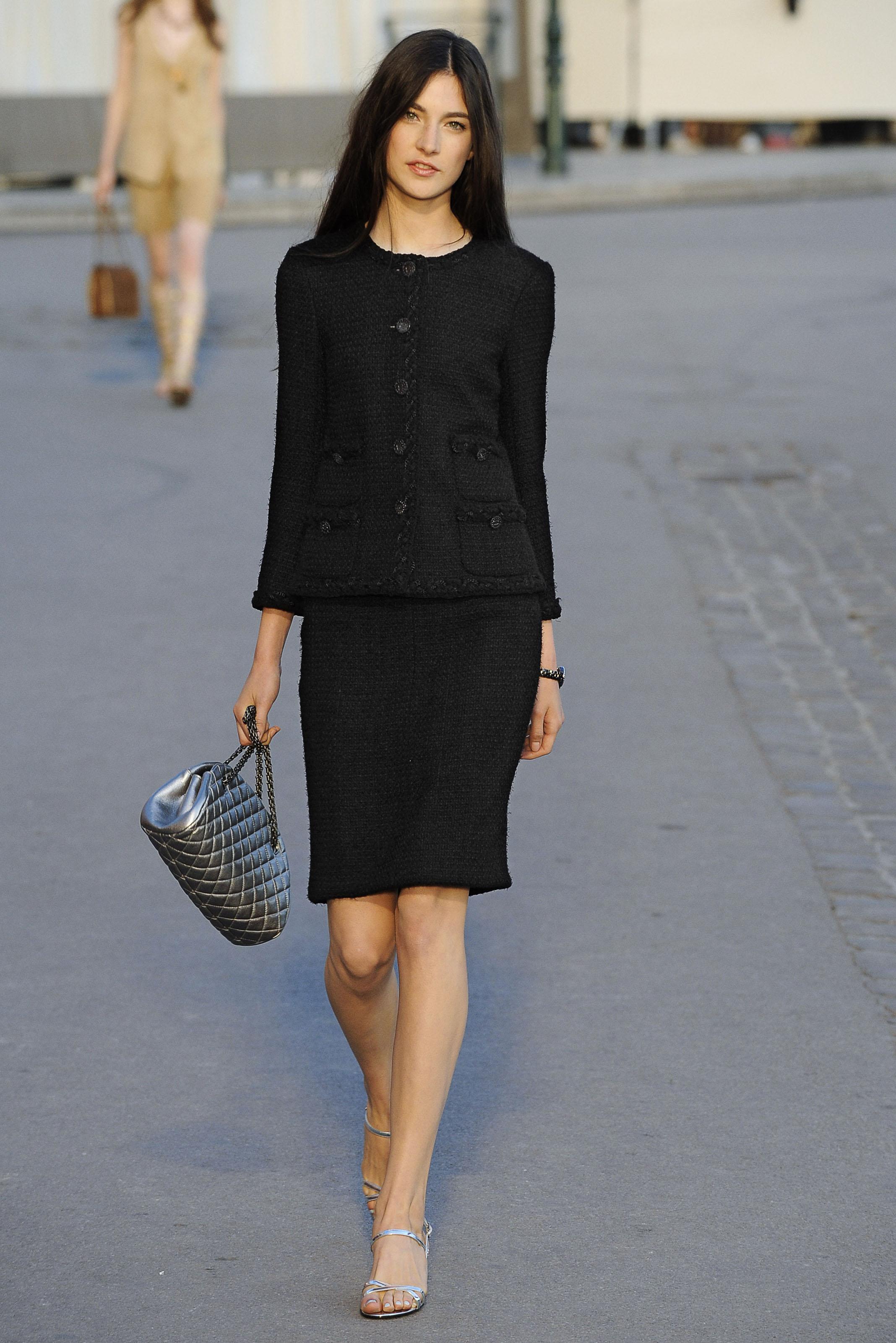 Стиль одежды Коко Шанель - фото новинки