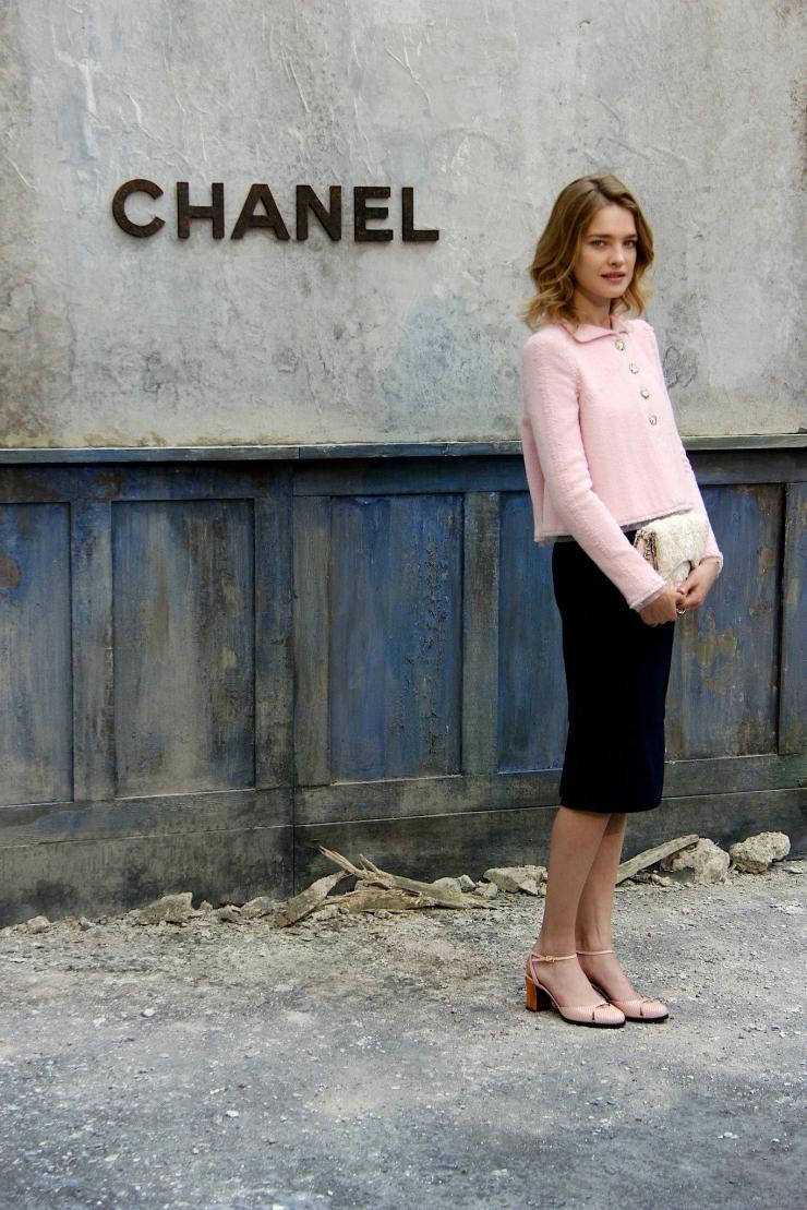 Истинный стиль Шанель - фото новинки и тренды сезона
