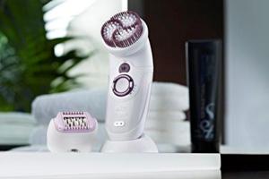 Braun Silk-épil 7 SkinSpa - новый эпилятор