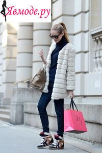 Кроссовки на платформе или кроссовки на танкетке - модный тренд 2013