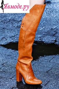 Модная обувь осень зима 2013 2014 тренды