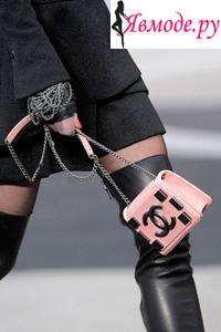 Модные сумочки Chanel в коллекции 2013-2014