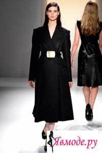 Модное пальто осень-зима 2013-2014 - Calvin Klein