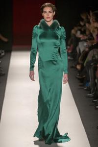 Carolina Herrera осень-зима 2013-2014 - длинные платья