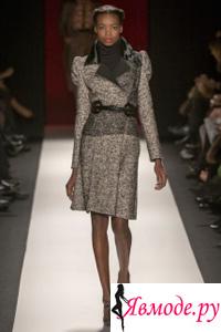 Модное пальто осень-зима 2013-2014 - Carolina Herrera