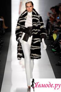 Модное пальто осень-зима 2013-2014 - Chado Ralph Rucci