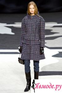 Во всех луках коллекции Chanel ready-to-wear 2013-2014 однозначно видно, ярко выражено одно качество - практичность.