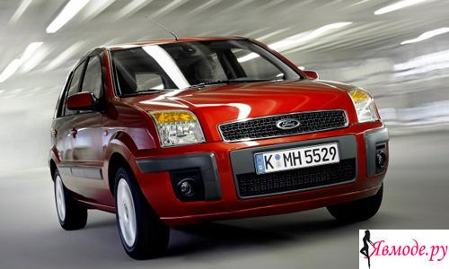 Самый надежный автомобиль – 6 место – Ford Fusion