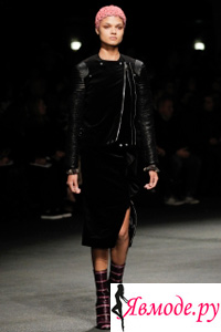 Юбки осень-зима 2013-2014 - Givenchy