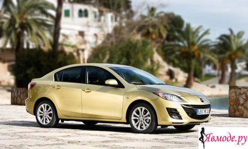 Самый надежный автомобиль – 8 место – Mazda 3