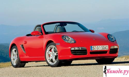 Самый надежный автомобиль – 4 место – Porsche Boxster/Cayman