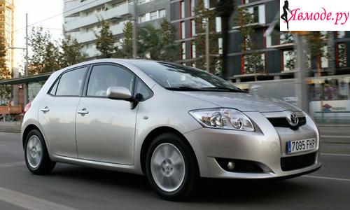 Самый надежный автомобиль – 2 место - Toyota Auris