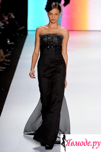 Платье годе - модная классика - фото платье годе на Явмоде.ру