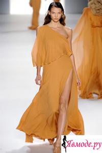 Платья в греческом стиле - фото на Явмоде.ру