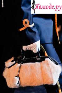 Модные сумки осень-зима 2013-2014 - фото и обзор трендов на Явмоде.ру