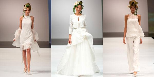 Свадебные платья Giovanna Sbiroli весна-лето 2014