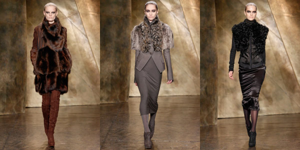 Donna Karan осень-зима 2013-2014