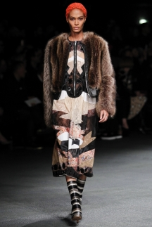 Коллекция Givenchy осень-зима 2013-2014