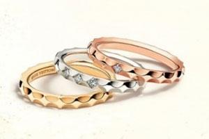 Louis Vuitton выпустил коллекции обручальных колец