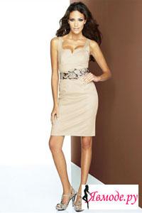 Платье футляр фото модных платьев