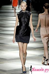 Маленькое черное платье - фото платьев, и советы, с чем носить на Явмоде.ру