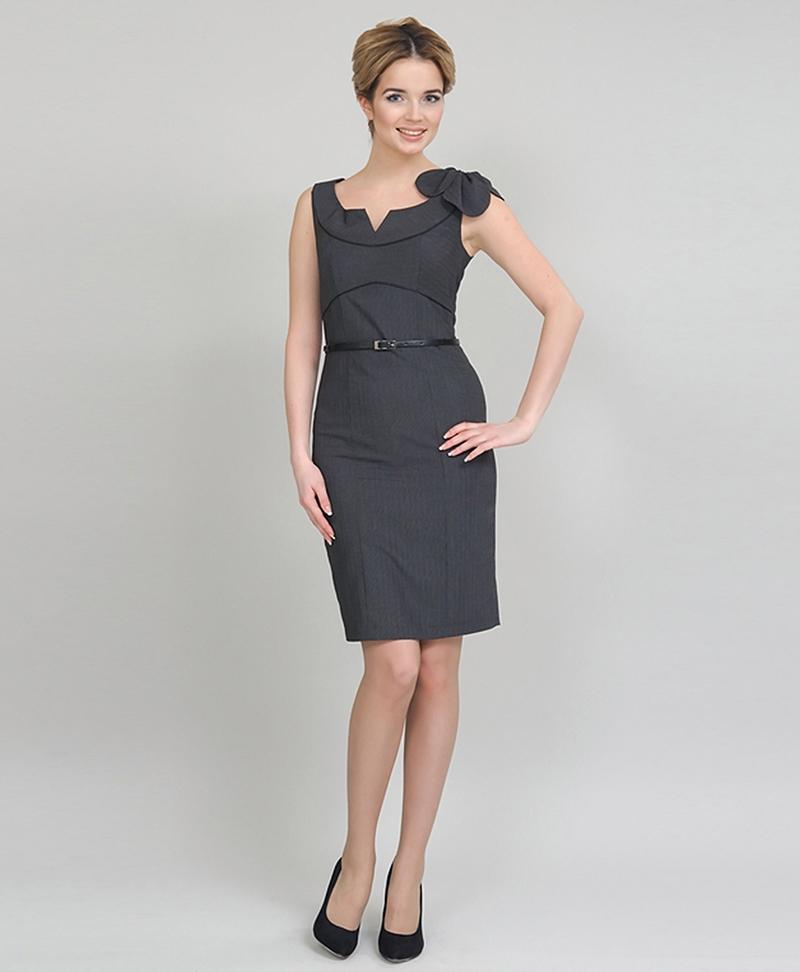 Платье футляр – идеальный вариант для работы