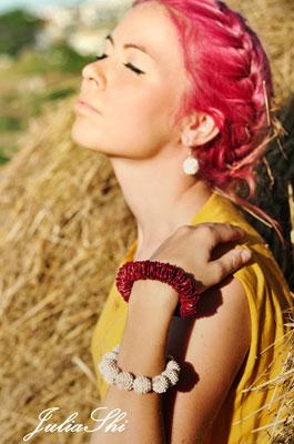 Победительница конкурса на модном портале Явмоде.ру