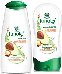 Timotei представляет обновленную линию средств по уходу за волосами