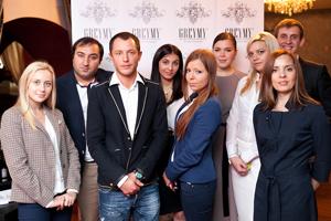 топ-стилист Сергей Вакарчук