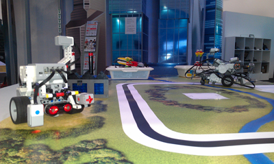 С 1 декабря 2013 года выставка «Электронная Москва» меняет экспозицию