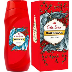Новый гель для душа и лосьон после бритья Old Spice из коллекции Hawkridge