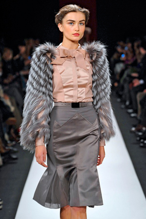 Меха Saga Furs: меховые изделия
