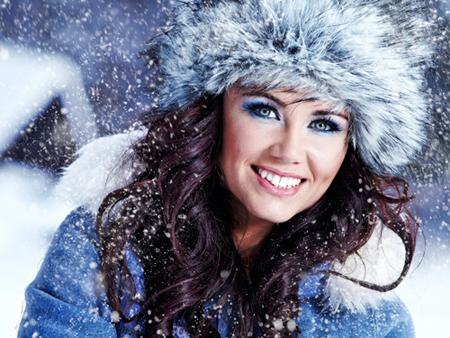 Конкурс Мисс зима 2014 на Явмоде.ру совместно с Интернет-магазином Lamoda.ru