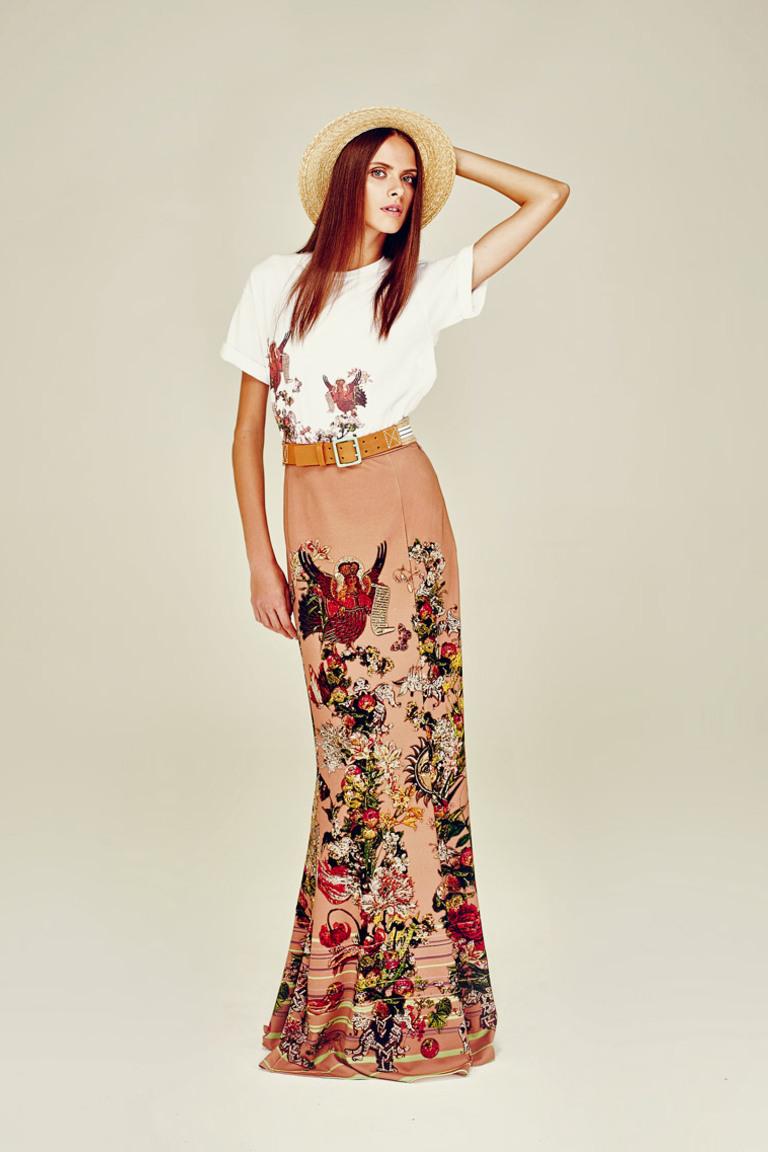 Модное платье — A LA RUSSE Anastasia Romantsova