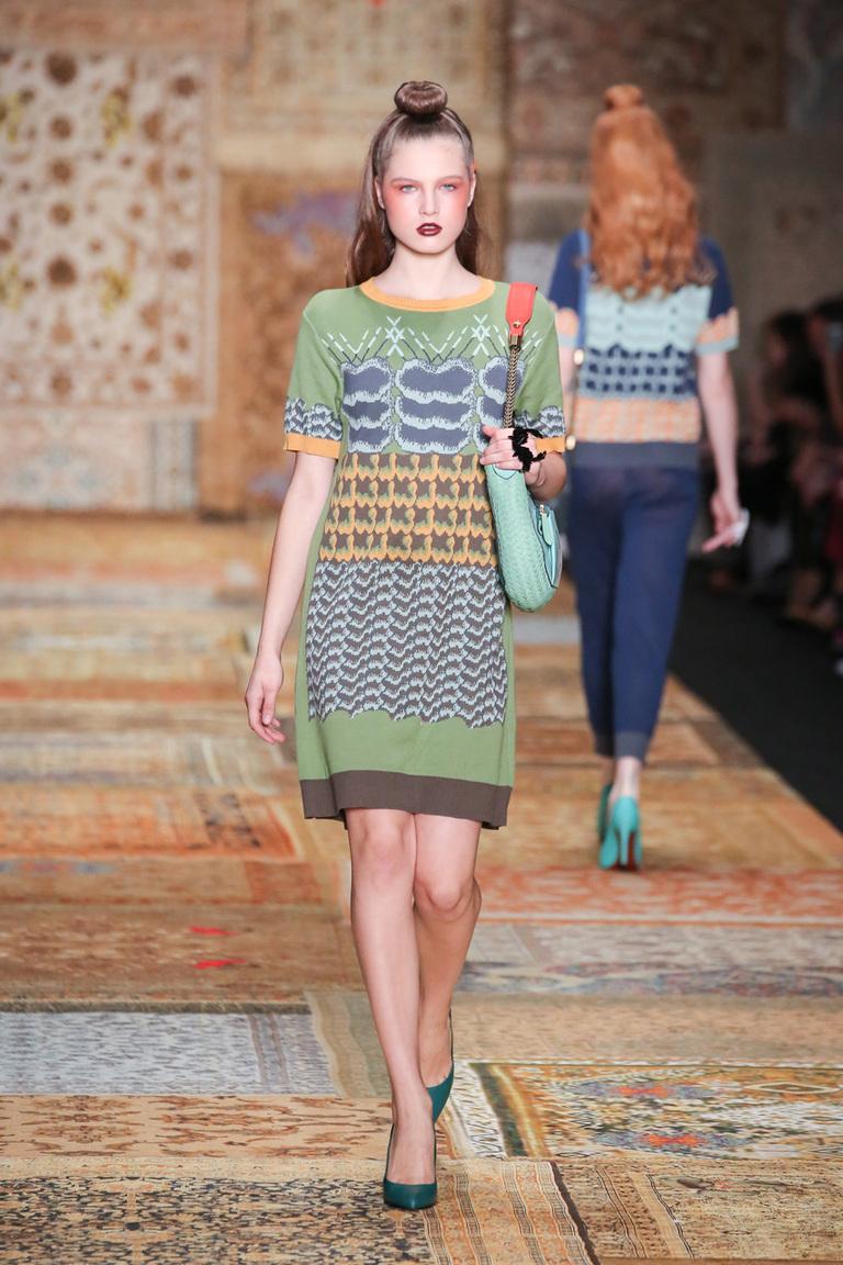 Модные платья — Alena Akhmadullina весна-лето