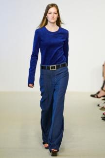 Расклешенные брюки Calvin Klein 2014