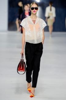 Модные брюки 2014 фото Christian Dior