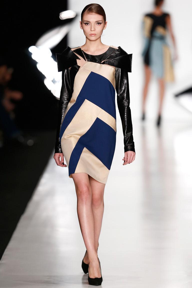 Модное платье — фото новинка в коллекции Dasha Gauser
