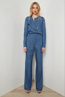 Расклешенные модные джинсы - Rachel Roy 2014.