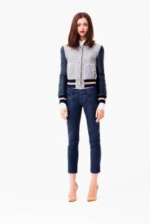 Модные джинсы 2014 – укороченные джинсы. Rachel Zoe 2014