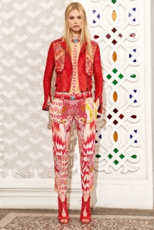 Модные брюки 2014 - Roberto Cavalli 2014