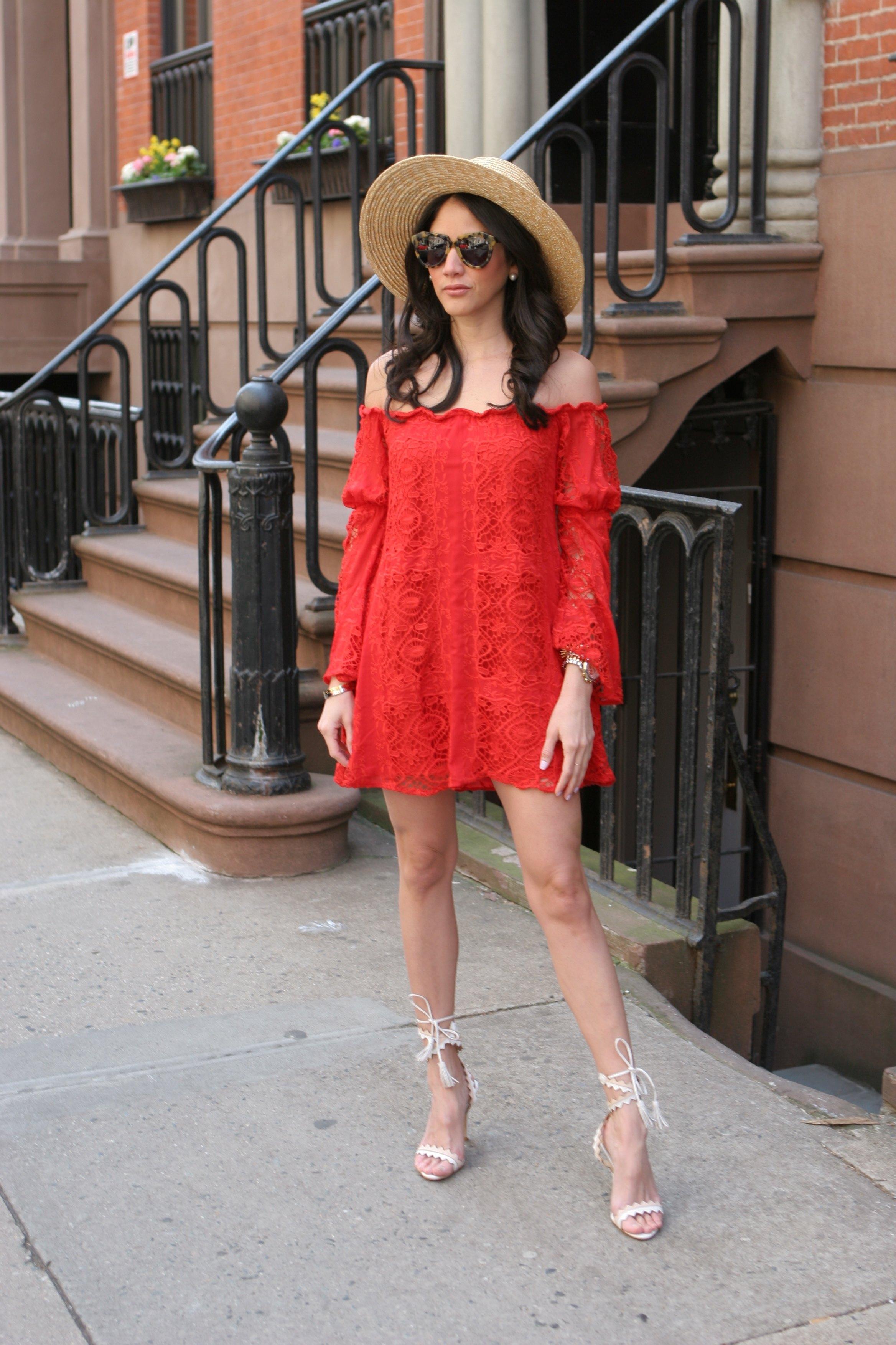 Платье в стиле бохо - фото новинки сезона
